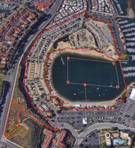 Coveathlon Course Map